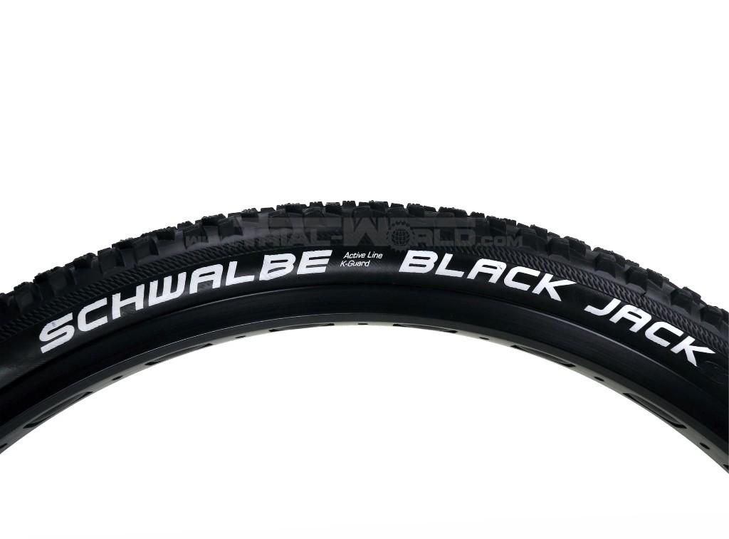 Black jack tyres